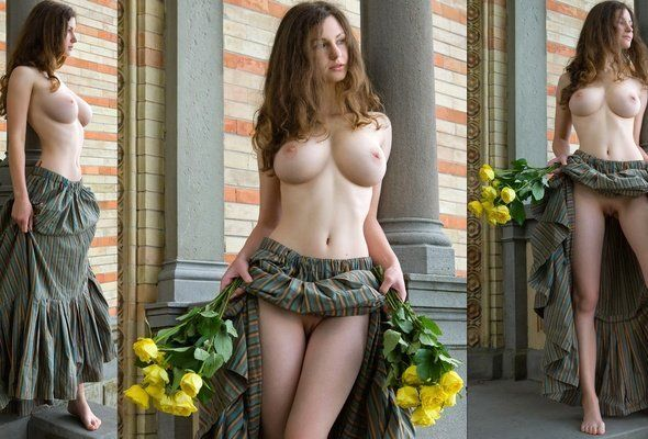 The world Hot boobs and flowers matchless