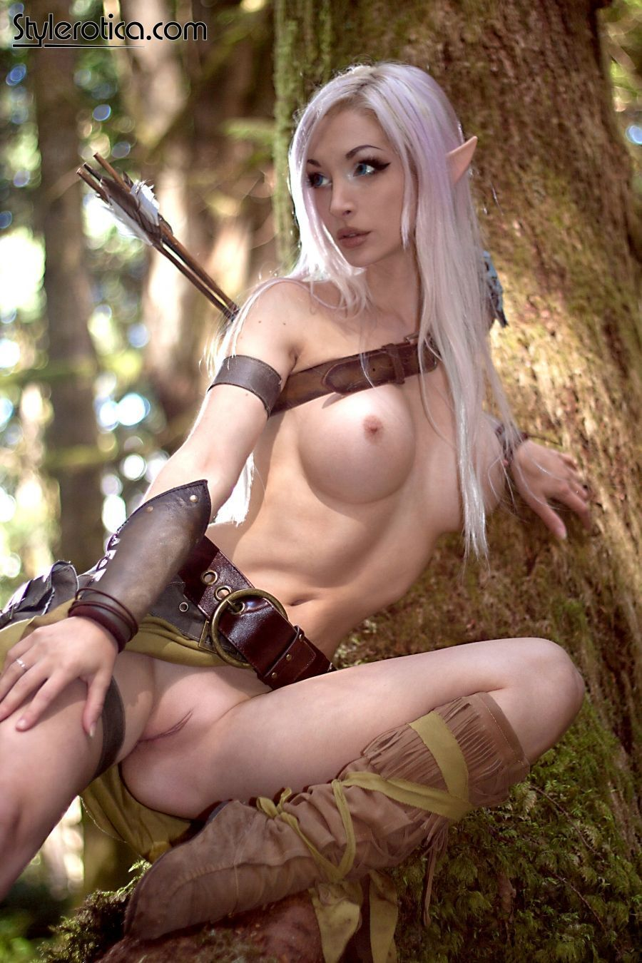 from Otto hot elf chick nude