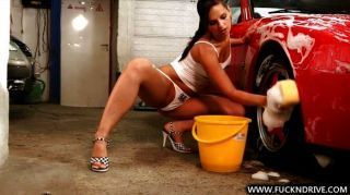 Car wash video nude girls can speak