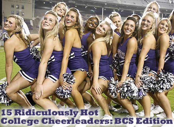Highlander reccomend Hot hot hot girls cheerleader