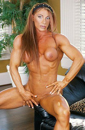 Useful girl naked bodybuilder interesting