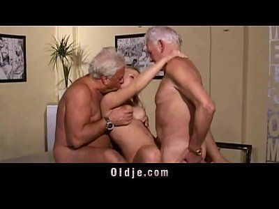 best of Porno parents Hot old grand