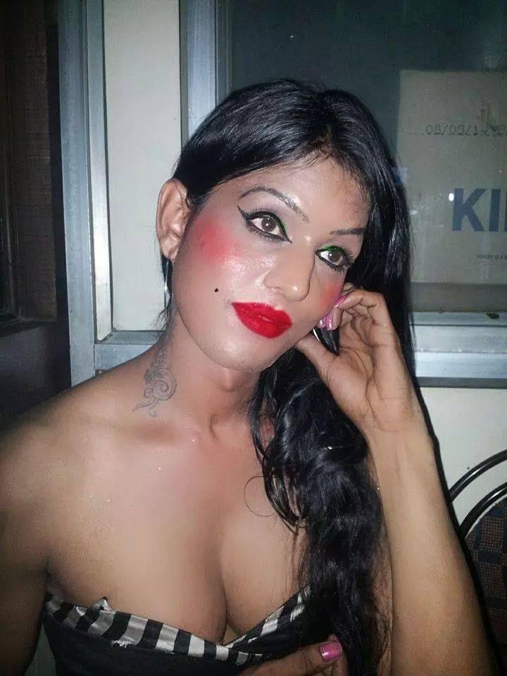 black tranny indien