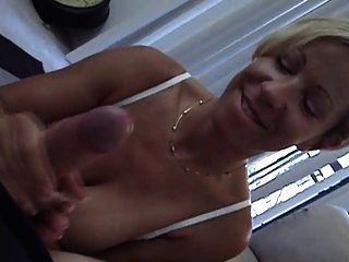 Can mommy jerk you off