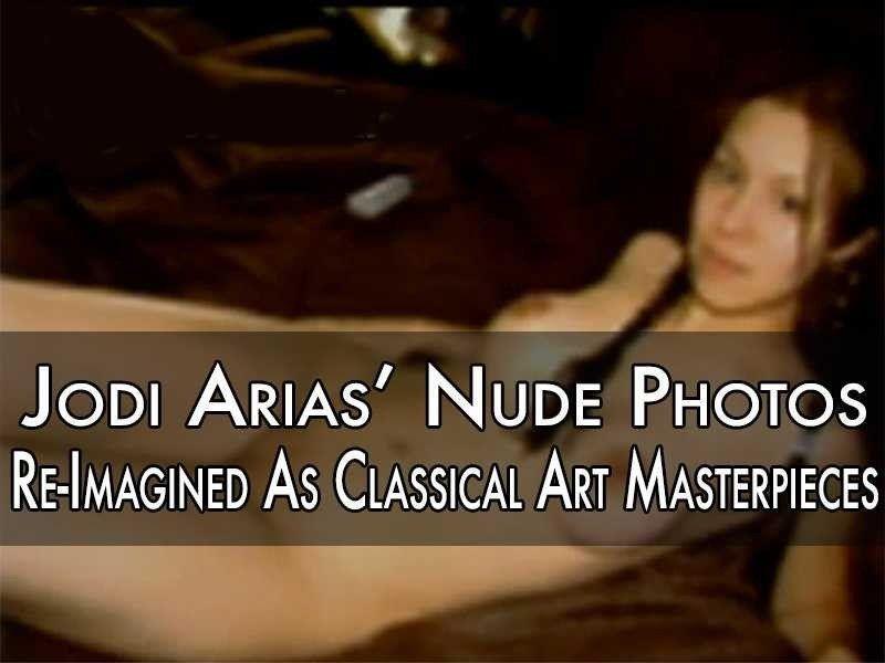 The B. reccomend Jodi arias nude pic