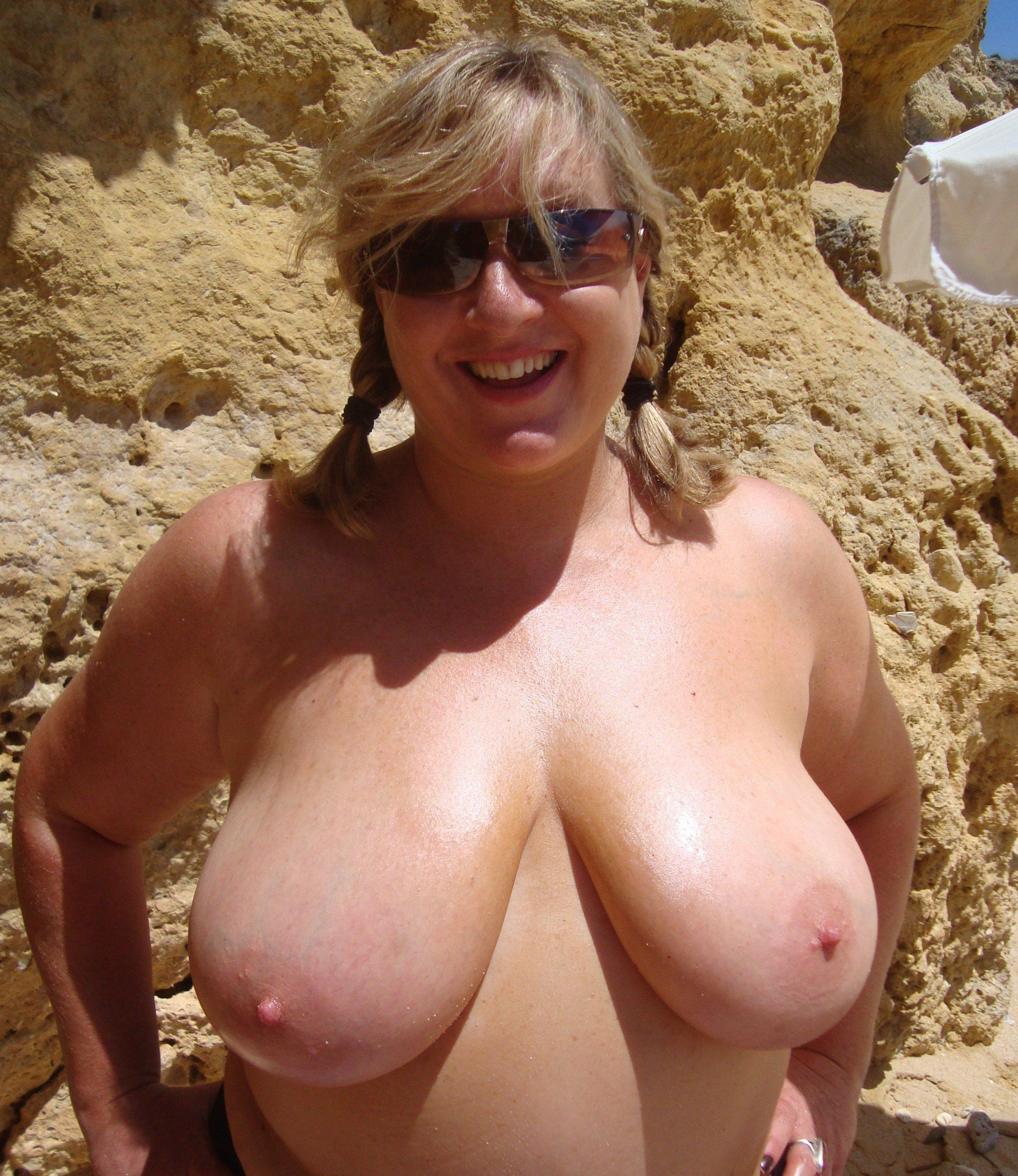 The best mature breasts of england