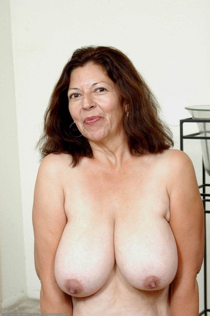 Mature women with fake tits nude