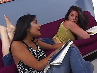 best of Tube seduction Lesbian first