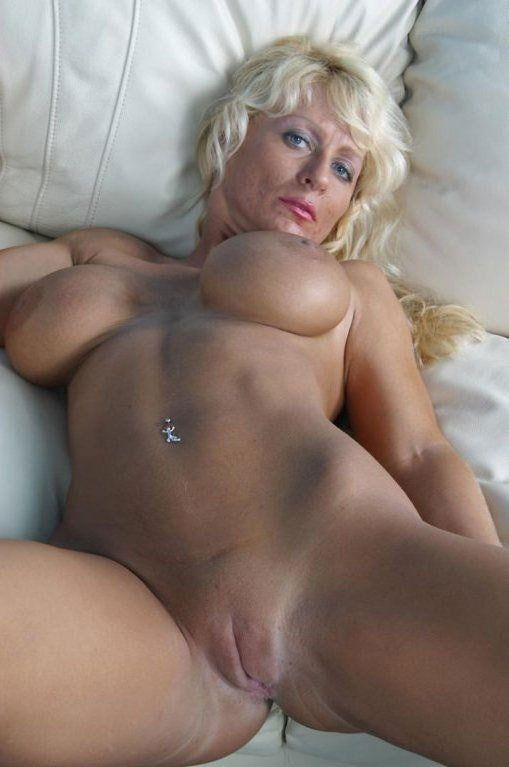 Snowflake reccomend Mature blonde big tits