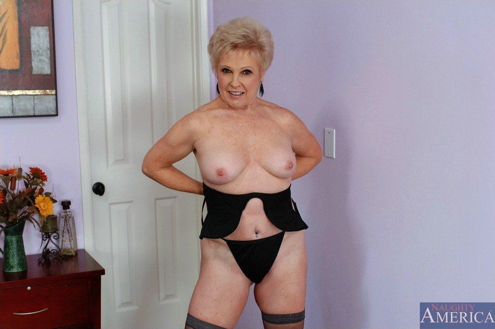 Old grannies with huge boobs