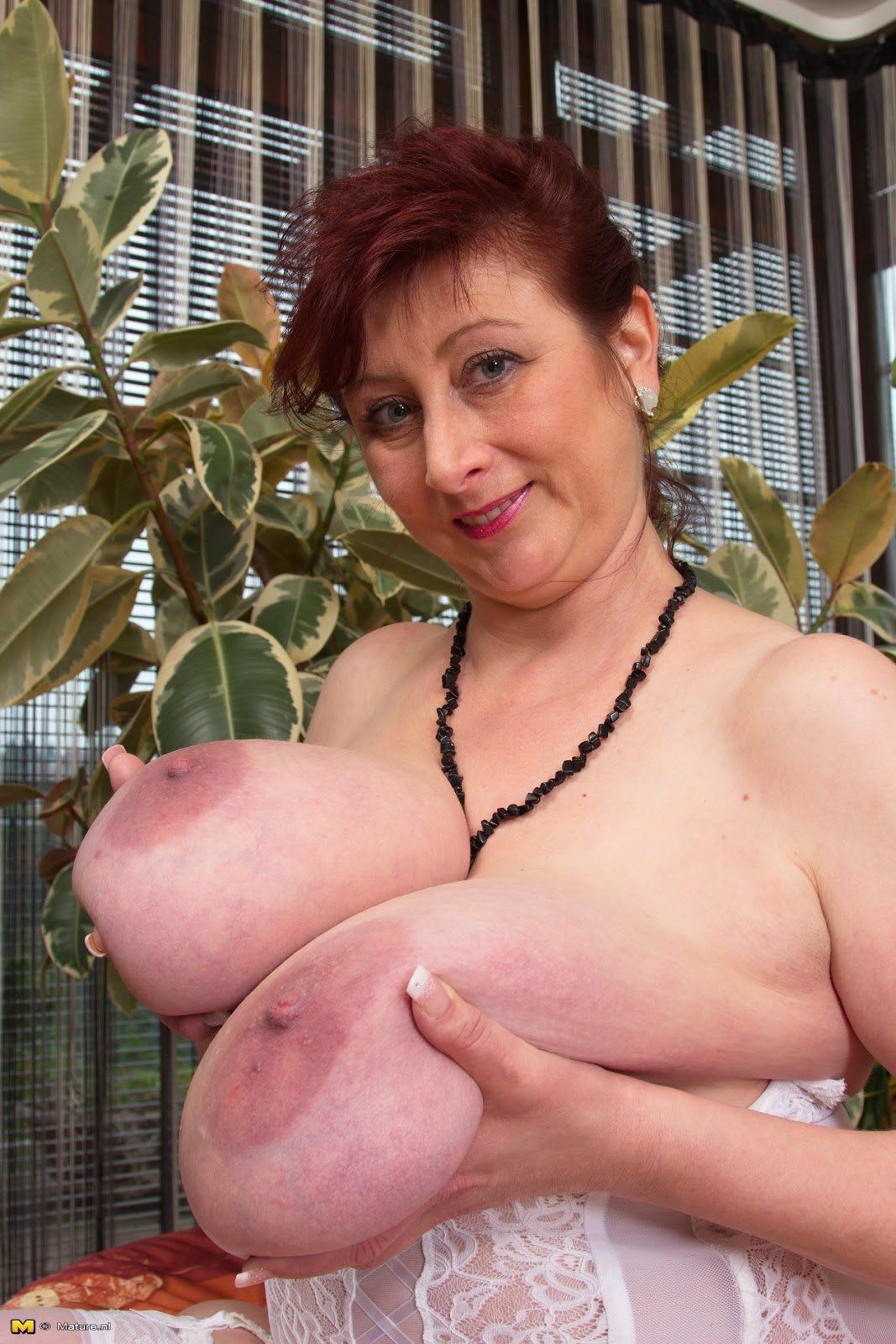 Huge breasted nude women