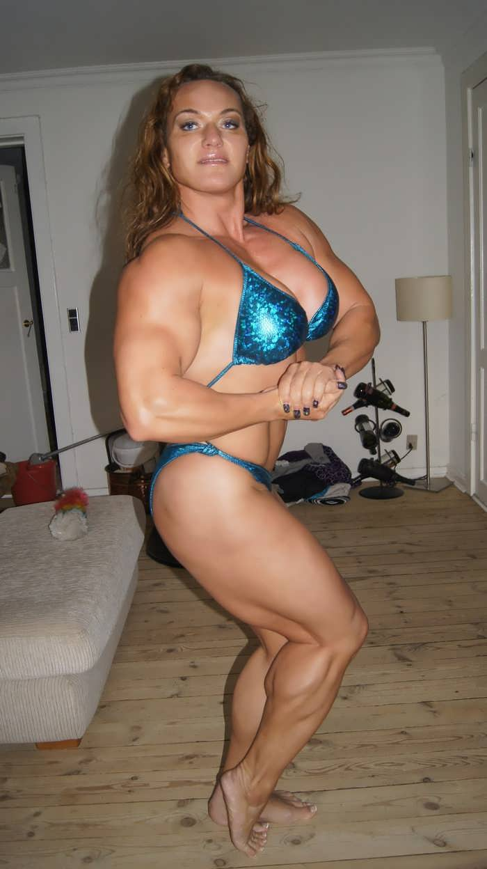 Agree, sexy muscle women anal