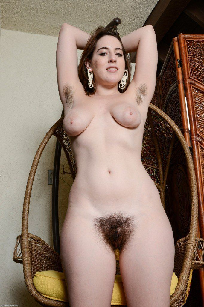 Hairy french woman