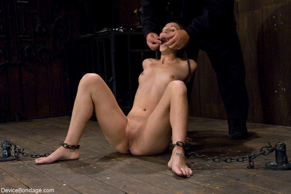 best of Shaved Naked slave girls
