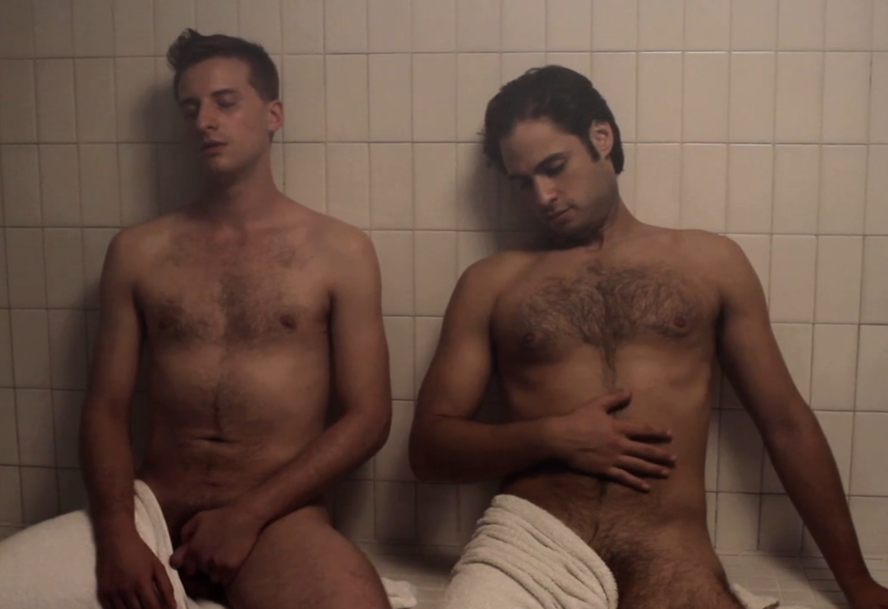 Gay porn club