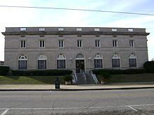 New castle indiana post office
