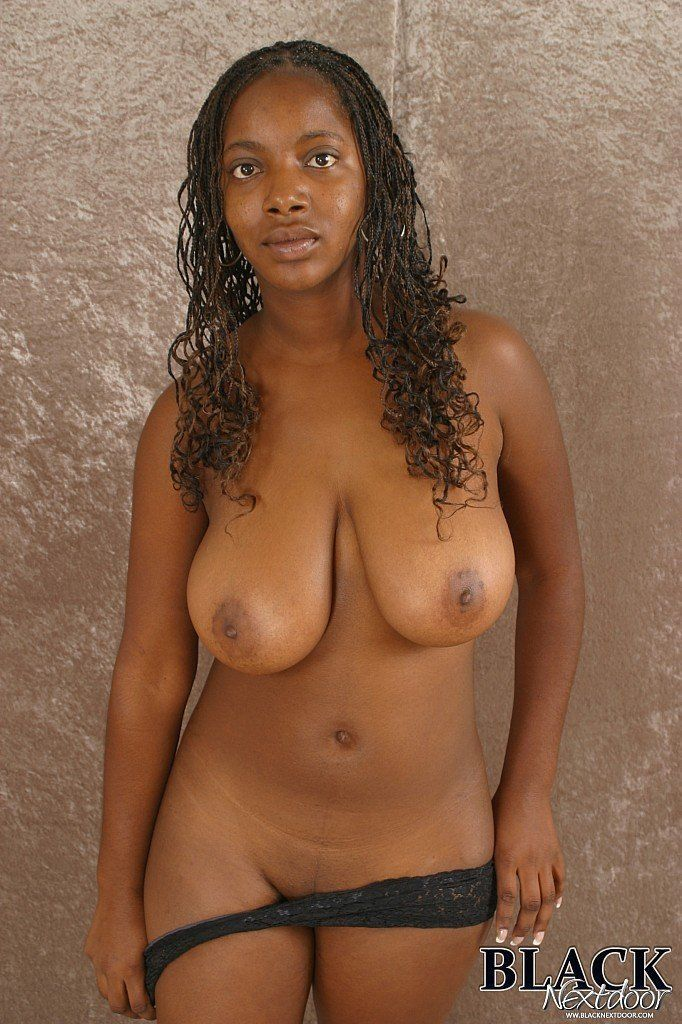 Big naked black women