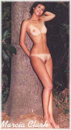 Marcia clark nude pics