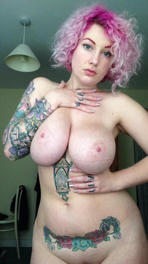 Girls with pink hair naked Nude Pink Haired Girls Adult Images Comments 5