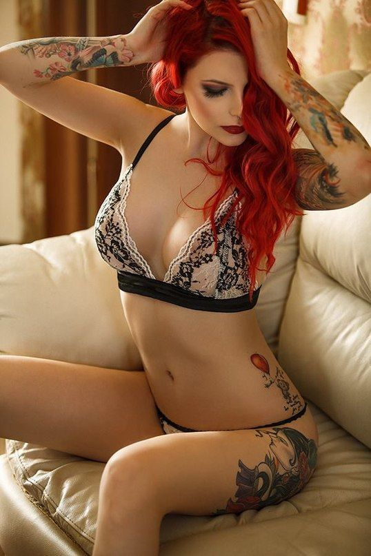 Apologise, but, Nude redhead tatoo women idea