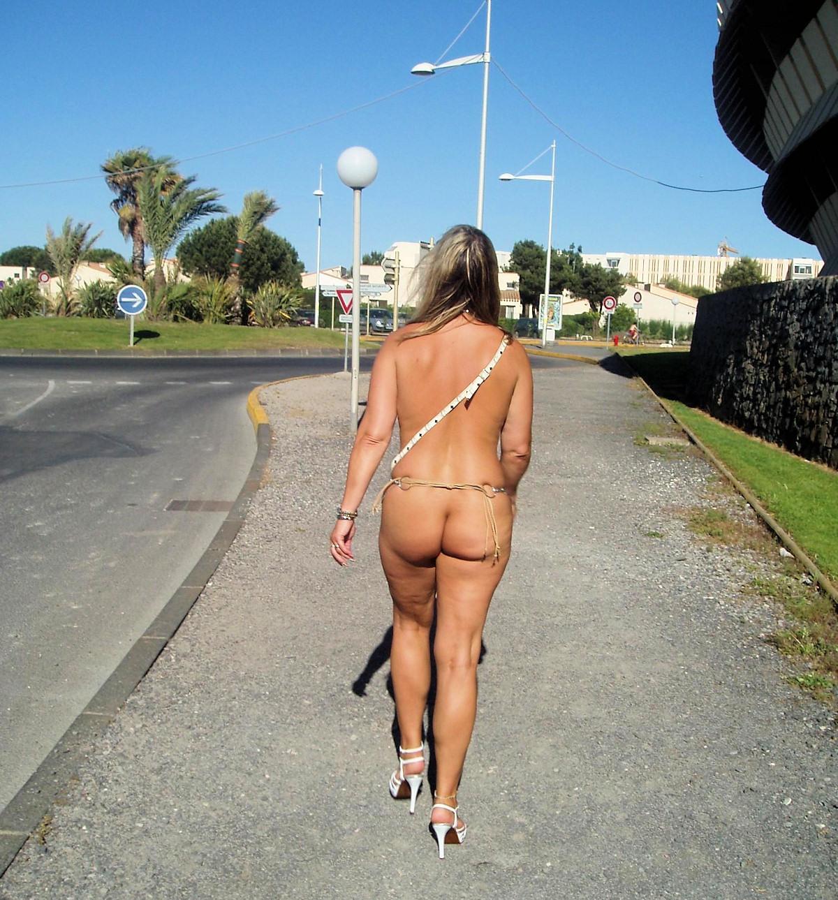 Nudist site reports