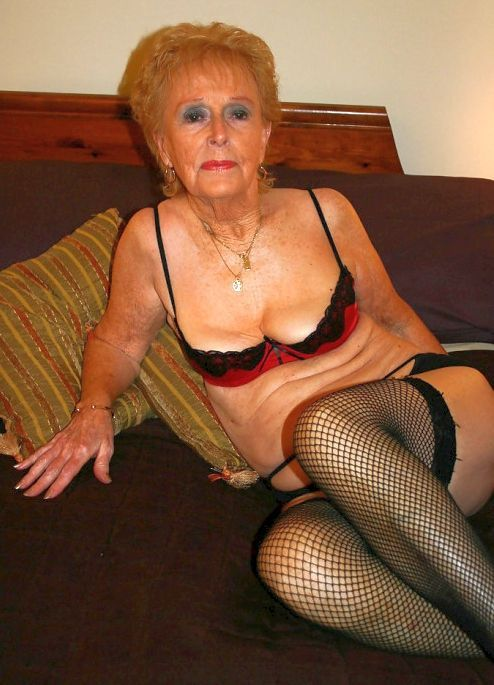 Not Old saggy granny tits pictures nude all