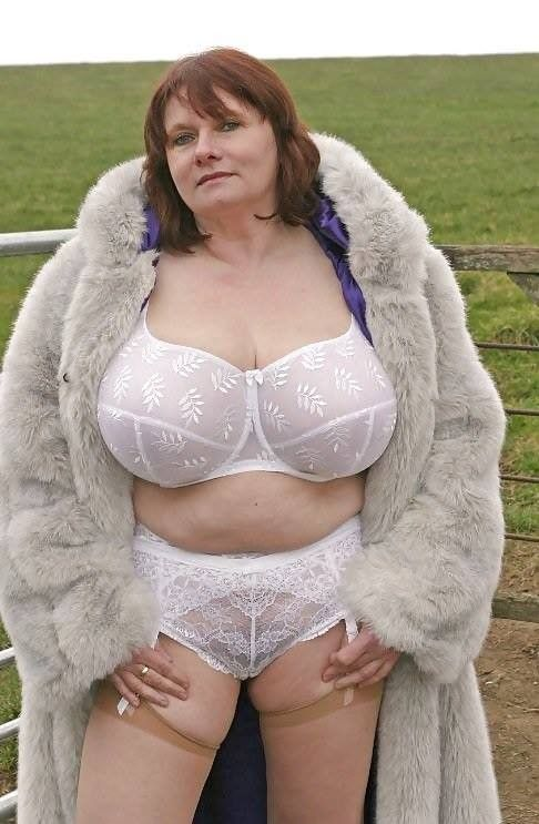 best of Sexy chubby women Older