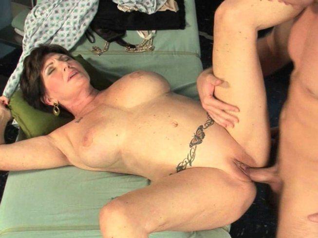 MYRA: Old nude sex