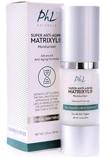 Scavenger reccomend Peptide-based facial cream