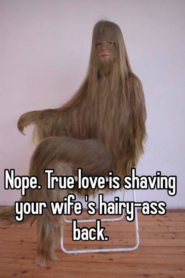 Indiana reccomend Pics wifes hairy assholes