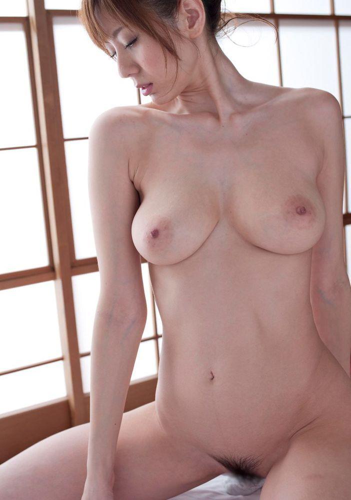 Japanese woman model naked