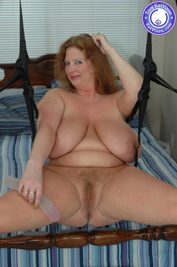 Redhead stockings sex video