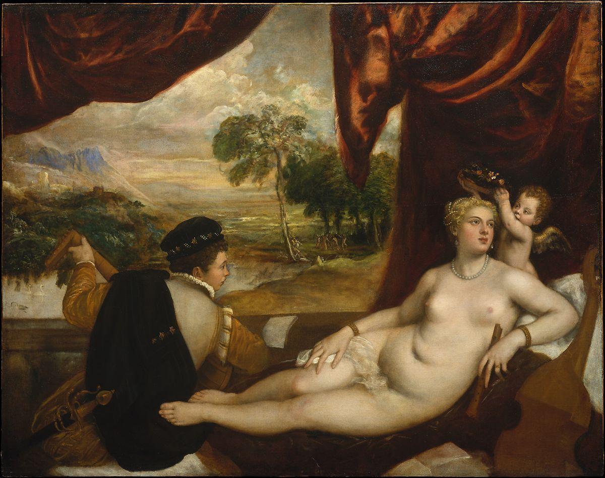 Earnie reccomend Renaissance erotic paintings