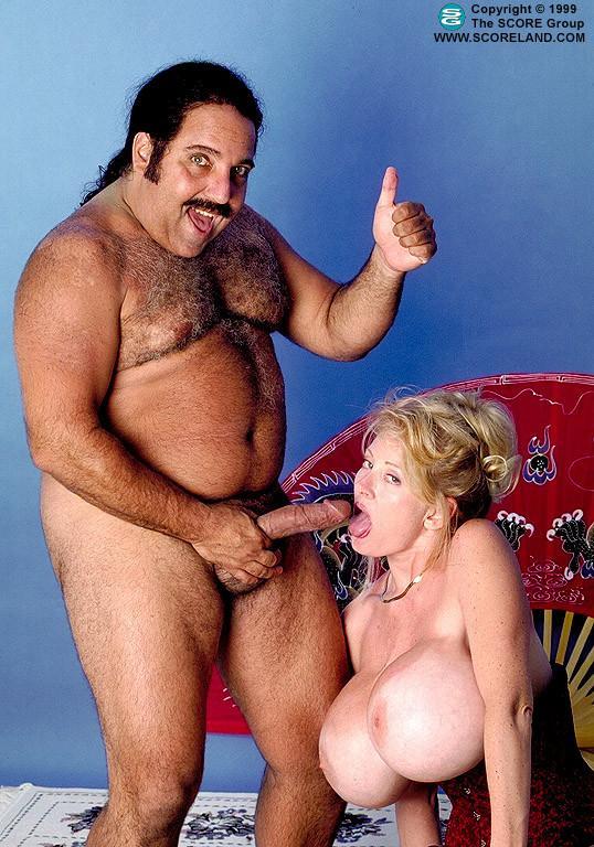 Ron jeremys schwanz in muschi Mädchen nackt