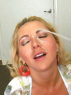 Busty lesbian nymphos