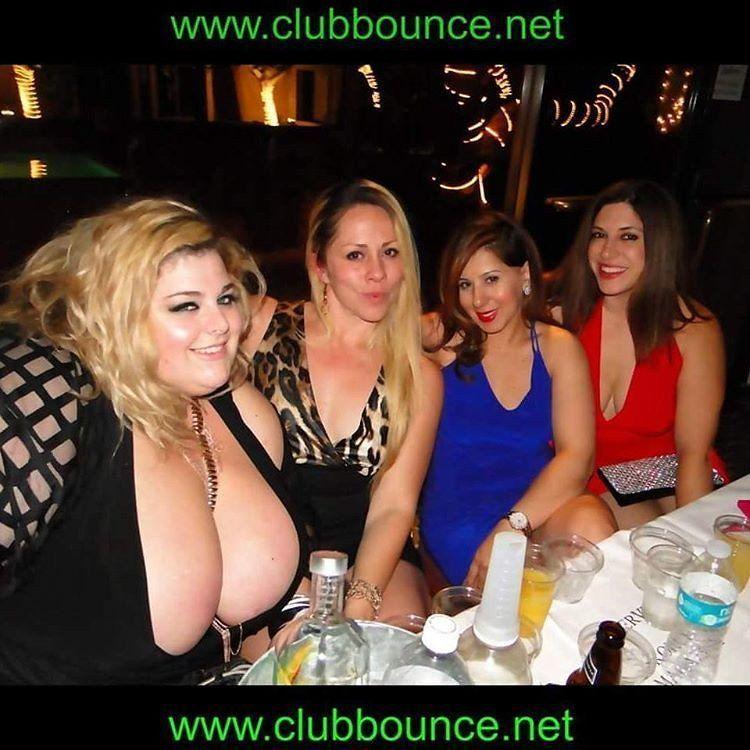 Sexy bbw club bounce