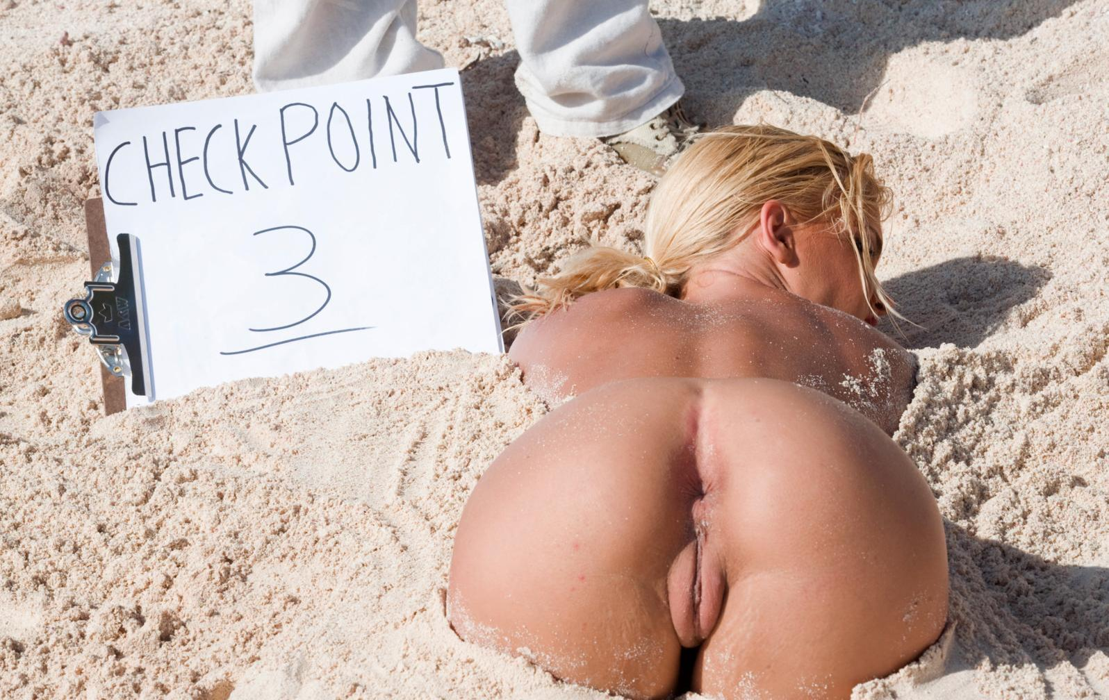 Consider, nude beach on assholes situation familiar