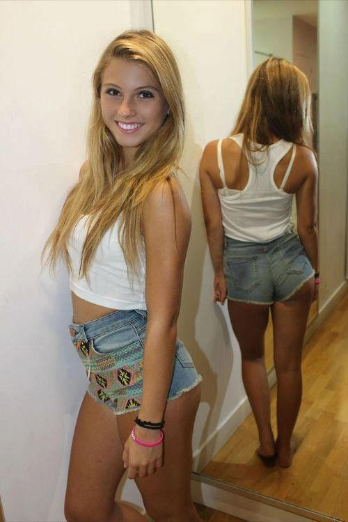 Watson reccomend Sexy girls in short shorts