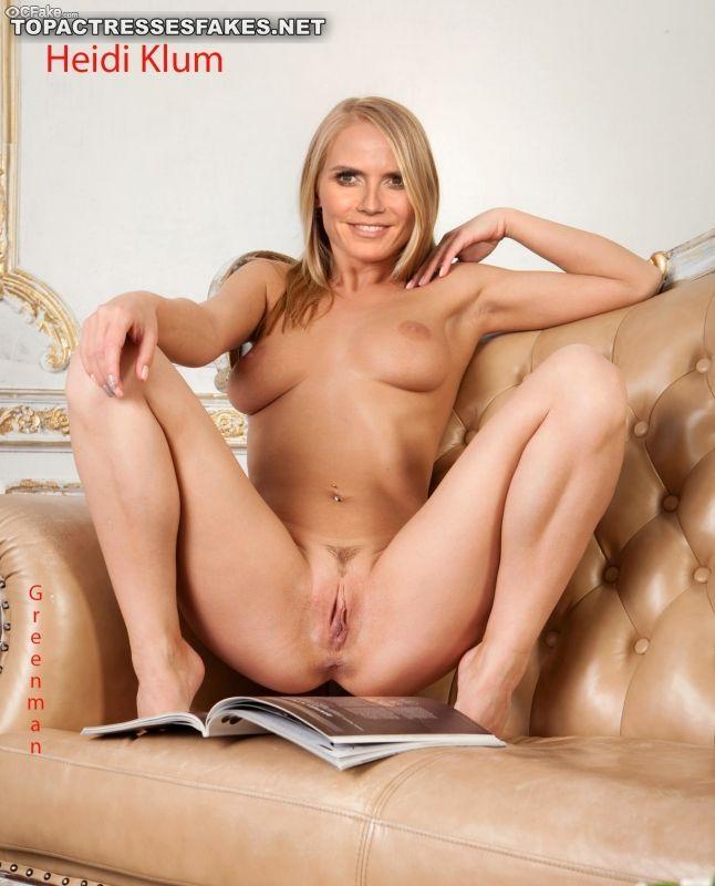 Heidi klums porn