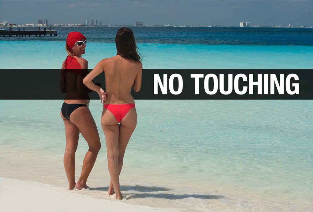 Parallax reccomend Shaved nudist beaches only