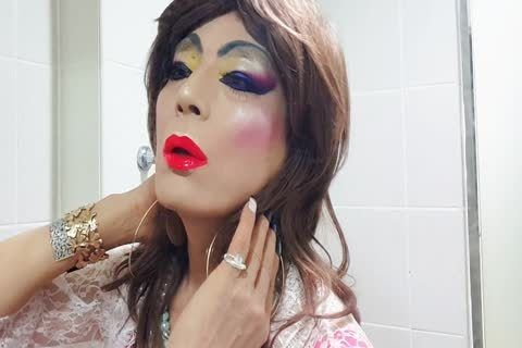 Shemale makeup pictures