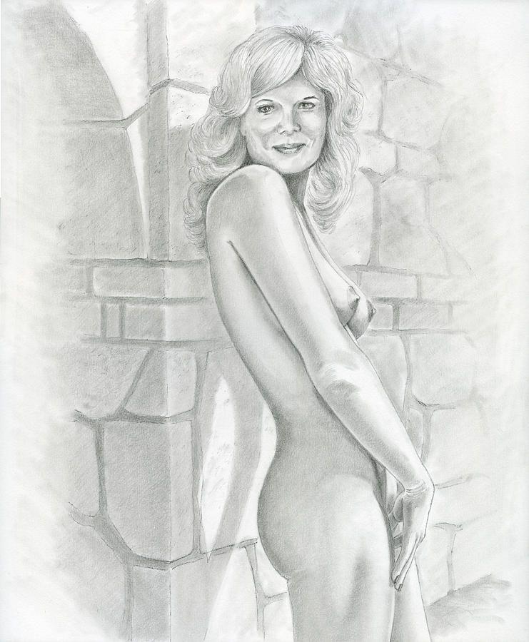 Nude Illustrations - Soft erotica drawings - HQ Photo Porno.