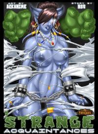 best of Hentai Strange aquantances