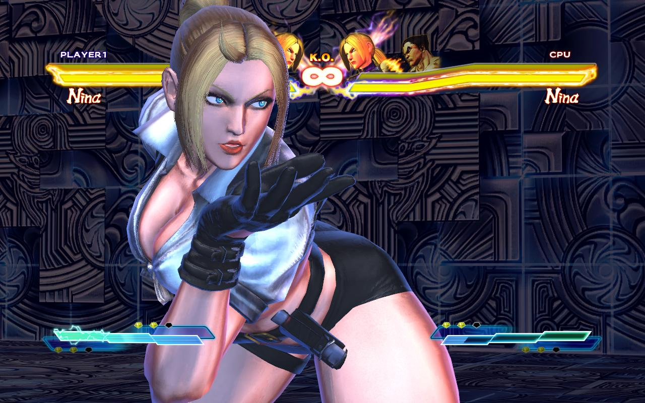 Stretch reccomend Street fighter nina porn