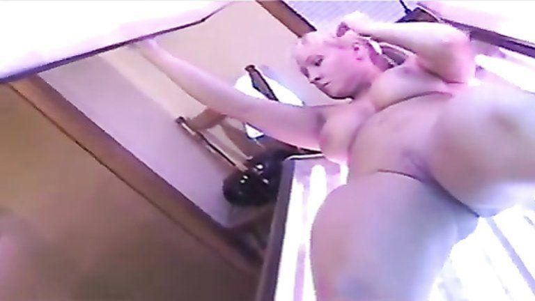 Railroad reccomend Tanning bed voyeur tubes