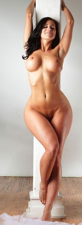 Very nice naked women