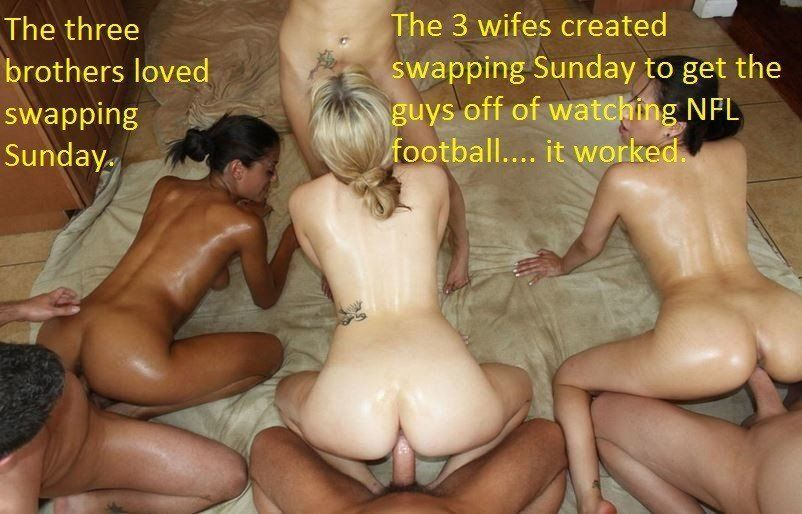 Words... super, wife group sex captions