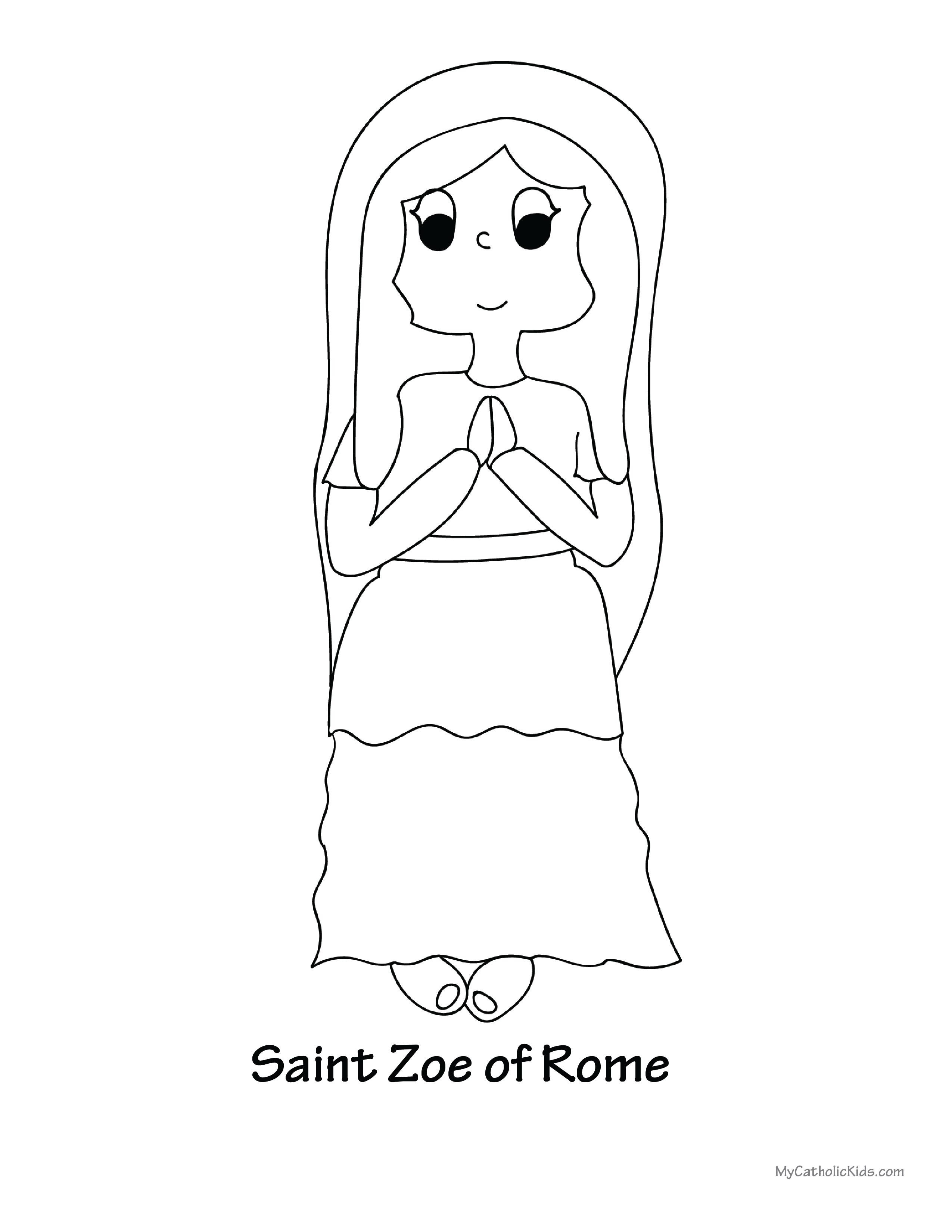 Zoe saint